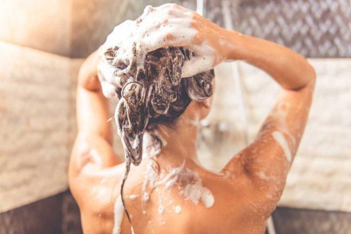 duş ile arınma