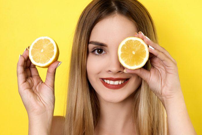 yaz lekelerini c vitamini ile geçir