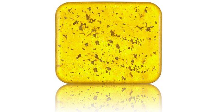 sinoz altın sabun